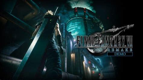 PS4용 파이널 판타지7 리메이크, 미리 체험하는 데모 버전 공개