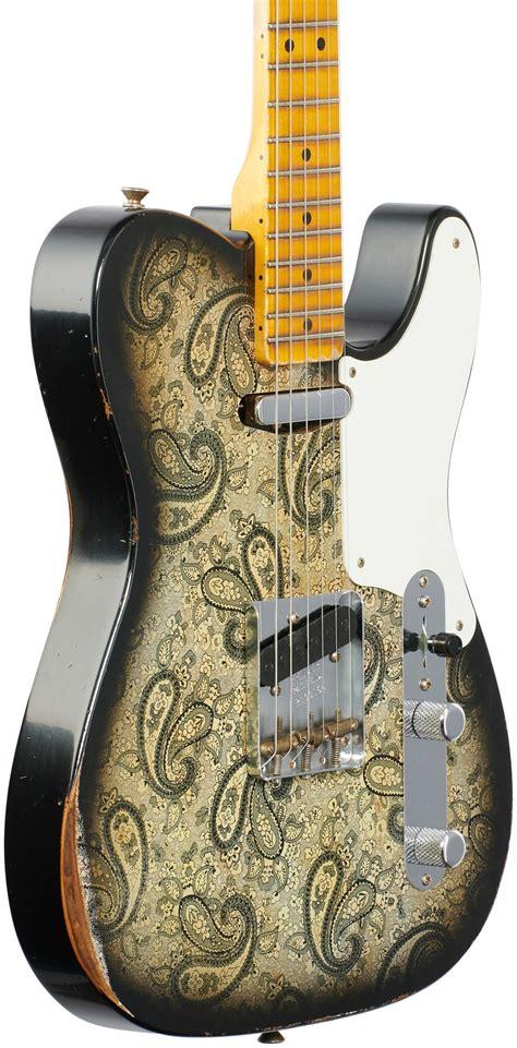 Fender Custom Shop Roasted Pine Double Esquire Relic