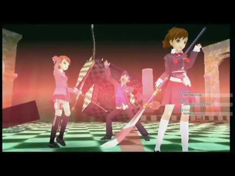 Shin Megami Tensei - Persona 3 Portable (USA) ISO