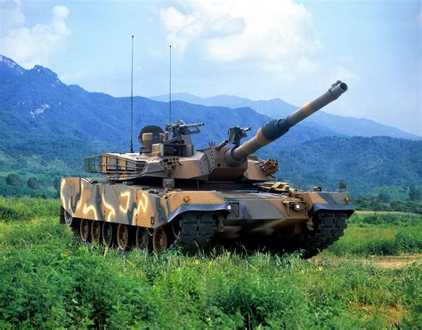 Air Conditioning System for K1A1 Tank Considered