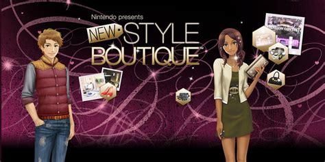 Nintendo presents: New Style Boutique | Nintendo 3DS