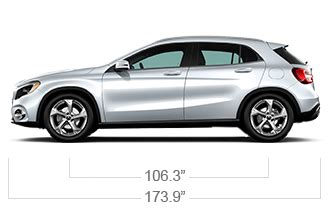 2019 GLA 250 Compact SUV   Mercedes-Benz USA