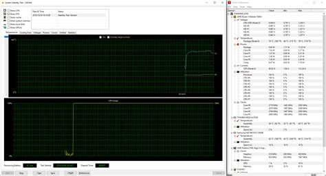 E585 CPU frequency issue when stability testing-English