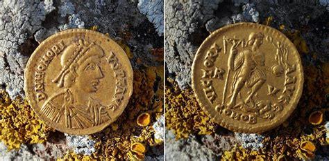 Encontrada una moneda de oro romana en Murcia | Portal Clásico