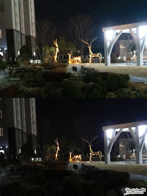 소니 RX100MK6 야경 사진 잘 찍는 법, 삼각대 없이 야경촬영