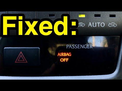 2008 Lancer SRS airbag light - EvolutionM - Mitsubishi