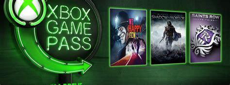 The Enemy - Xbox Game Pass receberá Sombras de Mordor e We