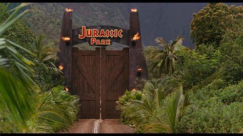Main Gate (Film Universe) - Jurassic Outpost Encyclopedia
