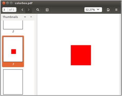 PDFBox Adding Rectangles - javatpoint