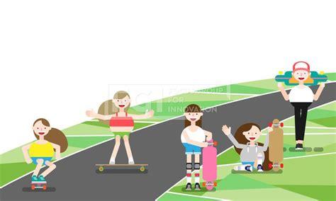 UTOIMAGE | 익스트림 스포츠, 웃음, 무릎 보호대