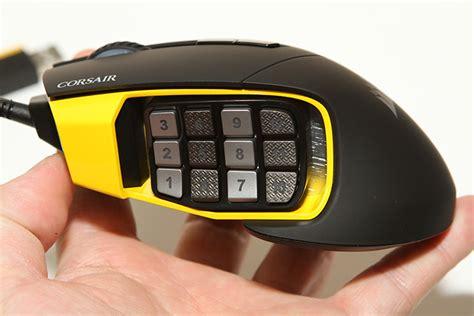 커세어 시미터 RGB 버튼 많은 마우스 SCIMITAR RGB