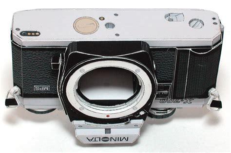 멋쪄 :: 종이모형 : 카메라를 종이접기로 만들기