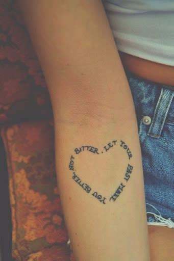 Most Beautiful And Fabulous Heart Tattoos – The WoW Style