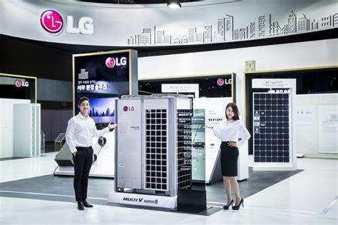 삼성·LG전자, '2018 에너지대전'서 첨단 공조 솔루션 공개 - Chosunbiz