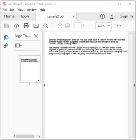 PDFBox - División de un documento PDF - it-brain