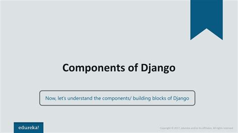 PPT - Django Tutorial   Django Web Development With Python