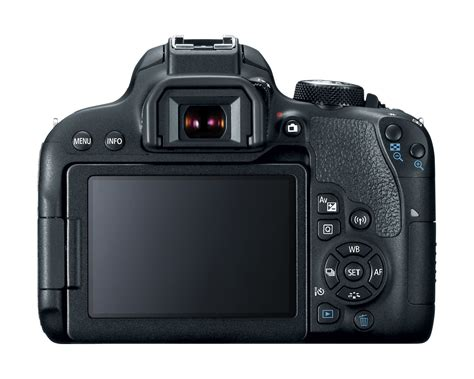 The Canon 77D Is for the Amateur Photographer That Doesn't