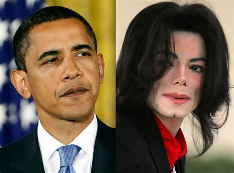 Barack Obama Can't Avoid Michael Jackson Questions