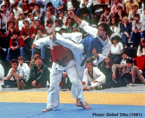 JUNG, Dirk : Taekwondo Data