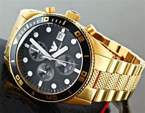 Emporio Armani AR5857 Luxe Heren Horloge in de Outlet