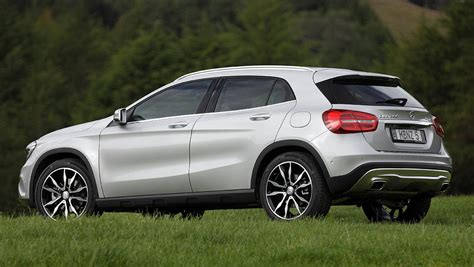 2014 Mercedes-Benz GLA 250 4Matic review   CarsGuide