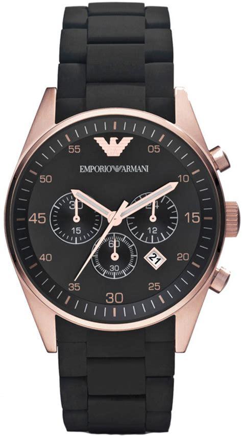 Emporio Armani AR5905 Emporio Armani Sports horloge - Tazio