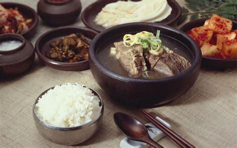 김밥, 떡복이 영어로 뭘까? 한식의 정식 영문 표기