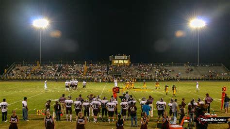 Wildcat Stadium - Yorktown, Texas