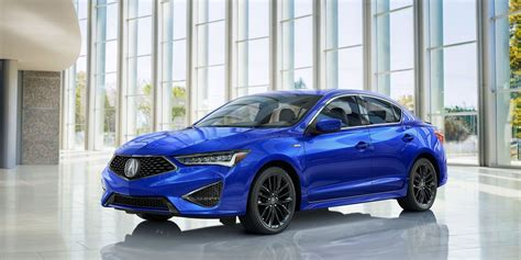 2019 Acura ILX Refreshed - Updated Compact Sedan with A-Spec