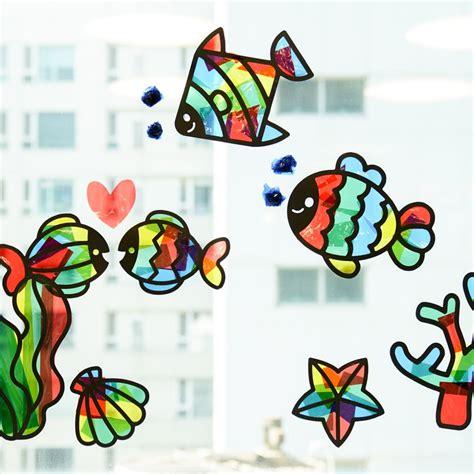 색깔 바다 꾸미기 | 차이의 놀이