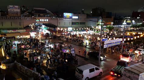 수원화성 관광특구 관광 정보와 주변 관광 명소 및 근처 맛집