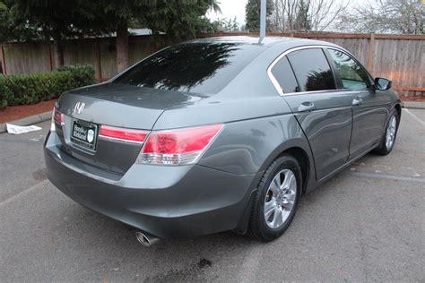 Pre-Owned 2012 Honda Accord Sedan LX Premium 4dr Car in