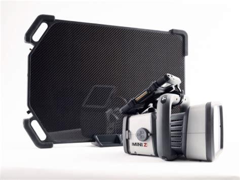 Handheld Z Backscatter imaging system   Rapiscan AS&E