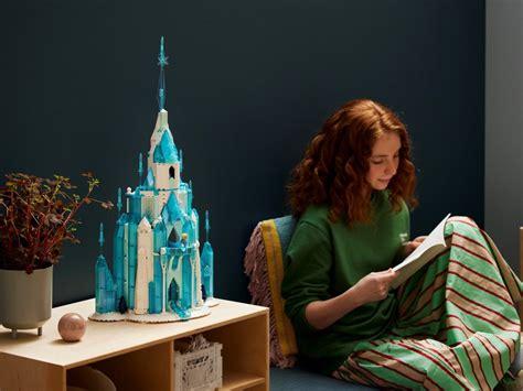 LEGO Disney Frozen 43197 Het IJskasteel vanaf 1 juli