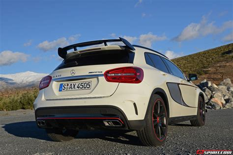 Road Test: 2015 Mercedes-Benz GLA 45 AMG Edition 1 Review