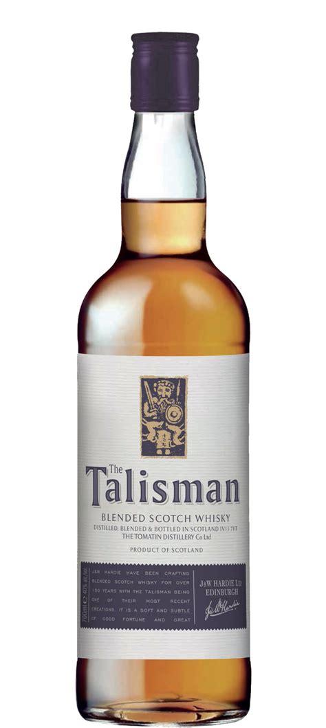 탈리스만 블렌디드 스카치 위스키 (Talisman Blended Scotch Whisky)   The