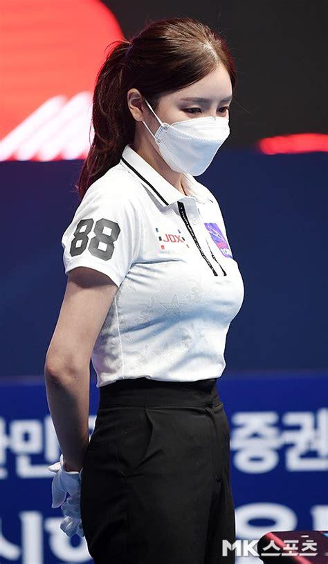 이주희 `미녀 심판의 정확한 눈` [MK포토] - MK스포츠