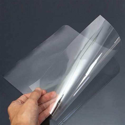 5/10pcs 투명 잉크젯 필름 A4 크기 잉크젯 레이저 인쇄 투명 필름 PCB
