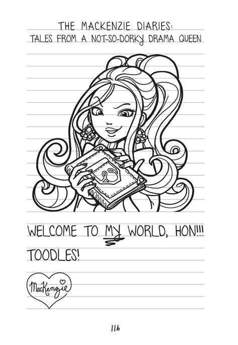 Dork Diaries: Tales from a Not-So-Dorky Drama Queen | The