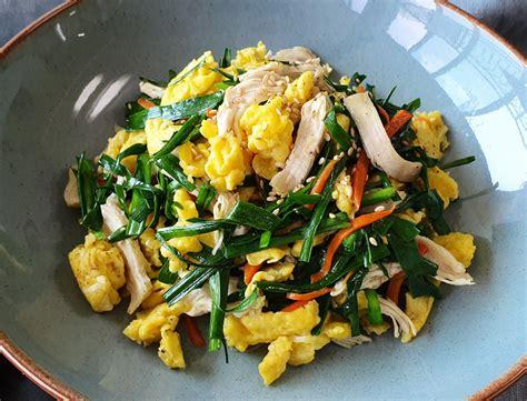 닭가슴살 부추 볶음 다이어트 메뉴