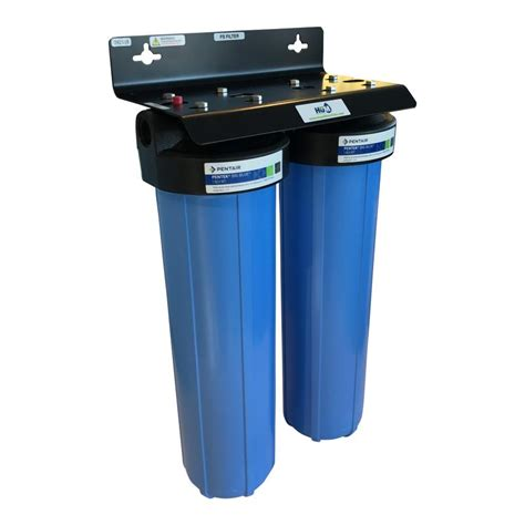 BEST WHOLE HOUSE WATER FILTRATION System HUM Water Care 2