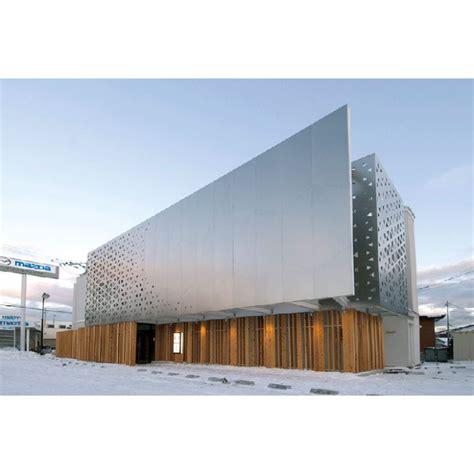 외부 금속 건물 외관 재료 제조업체 및 공급 업체 중국 - 공장