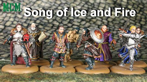 Song Of Ice and Fire Neutral Miniatures - Must Contain Minis