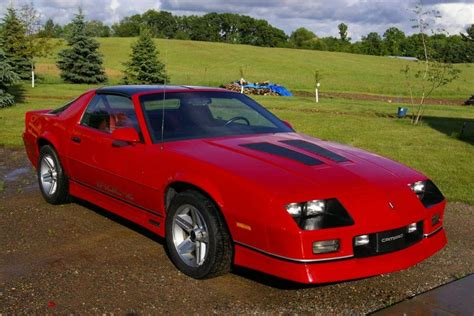 1987 Chevrolet Camaro IROC Z28 - Hemmings Find of the Day