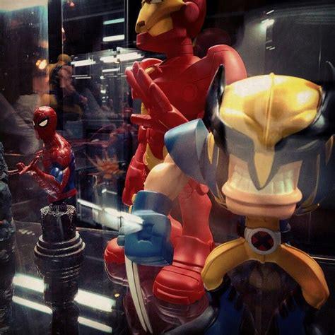 #스파이더맨 #아이언맨 #울버린 #spiderman #ironman #wolverine #토이키노