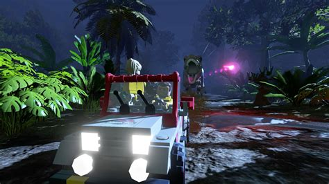 LEGO Jurassic World (PS4 / PlayStation 4) Game Profile