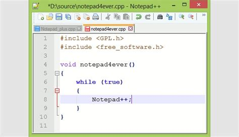 7+ Best Notepad Software Free Download For Windows, Mac