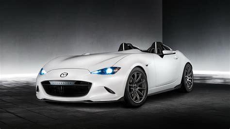 2016 Mazda MX-5 Speedster Evolution | Top Speed