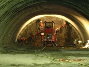 터널시공사진 모음 : 네이버 블로그
