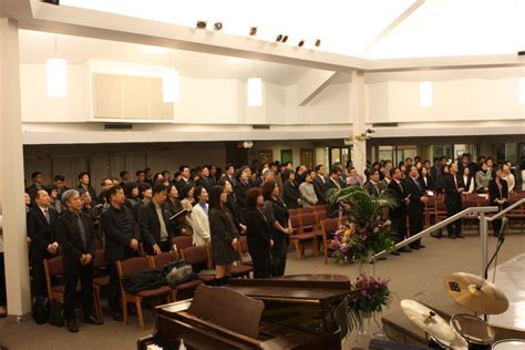 밴쿠버 예수비전교회 개척감사예배